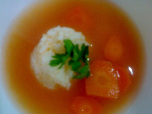 Zupa pomidorowo - paprykowa