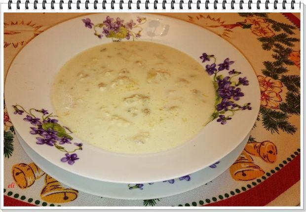 Zupa rybna Eli