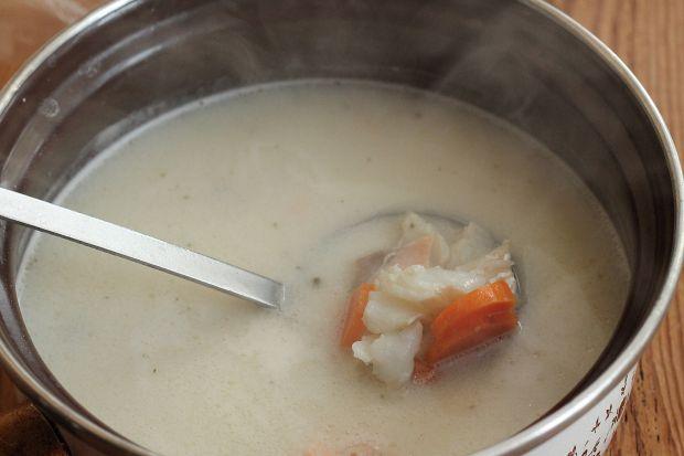 Zupa rybna na wigilię