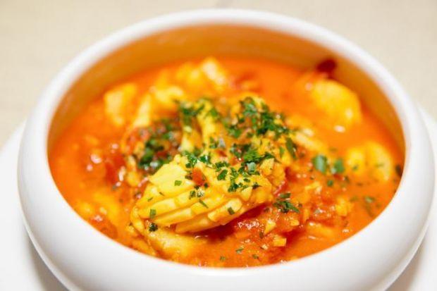 Zupa rybna z Syrakuz