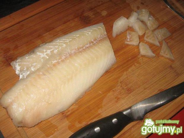 Zupa rybna z warzywami wg Justine27