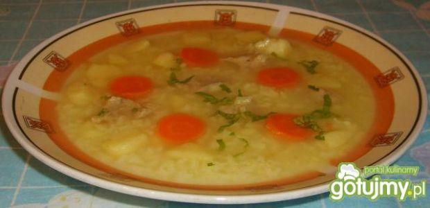 Zupa ryżowa