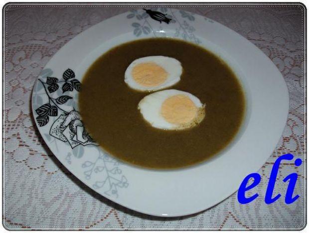 Zupa szczawiowa Eli
