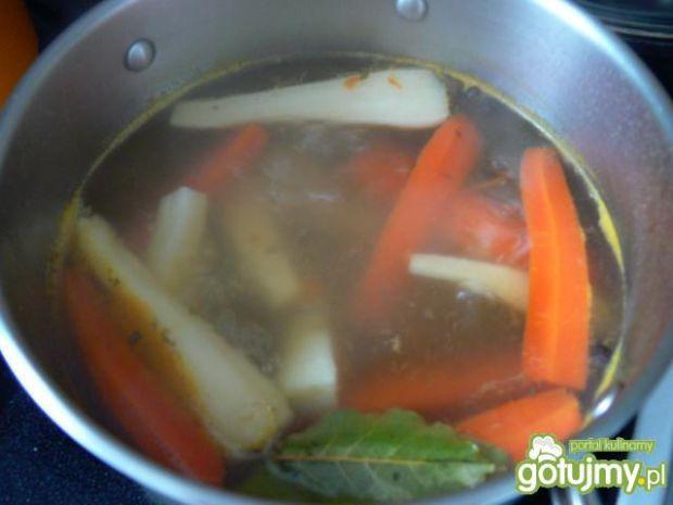 Zupa szczawiowa wg Bernadetty