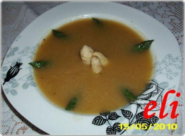 Zupa szparagowa Eli