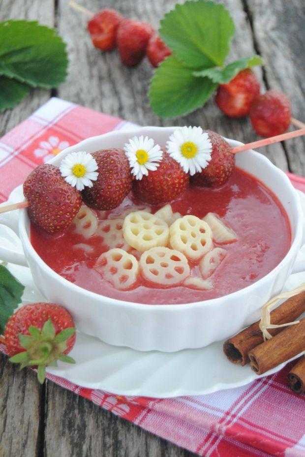 Zupa truskawkowa