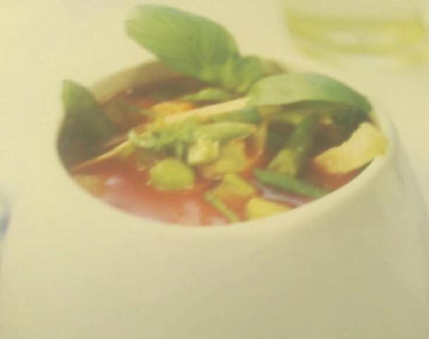 Zupa Wakacyjny Ogród
