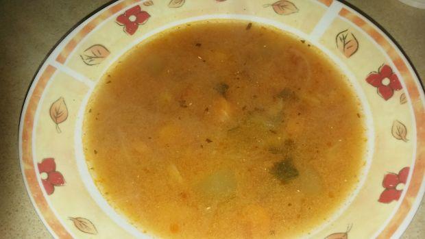 Zupa warzywna  - buraczkowa