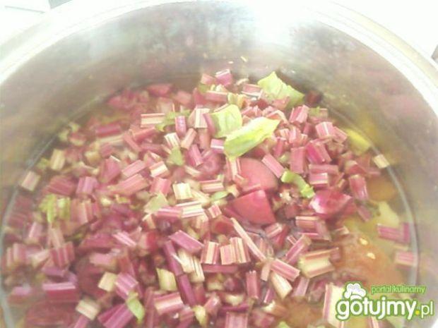 Zupa warzywny krem.