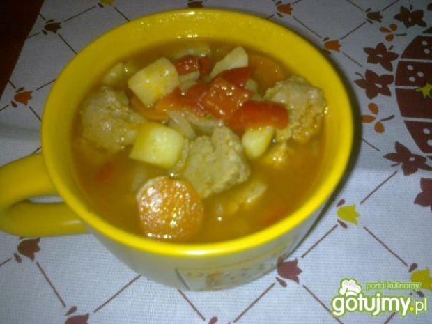 Zupa wegetariańska