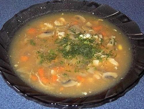 Zupa weselna
