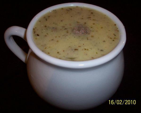 Zupa wiejska
