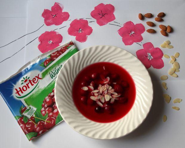 Zupa wiśniowa dla dorosłych