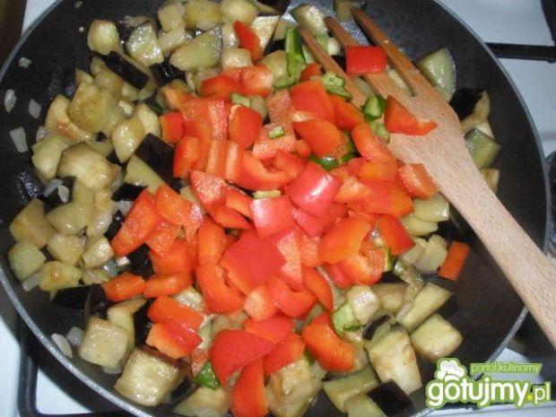 Zupa z bakłażana i papryki