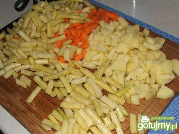 Zupa z fasolką szparagową 5