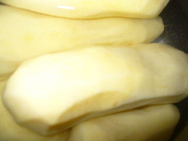 Zupa z fasolką szparagową  zieloną i żółtą