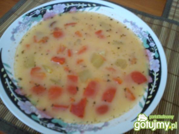 Zupa z papryką