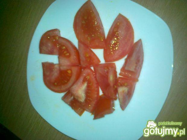 Zupa z pomidorów z parmezanem