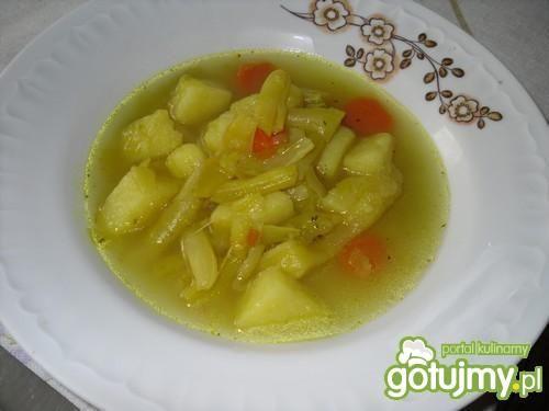 Zupa z warzyw