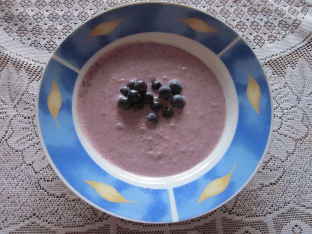 Zupa  z winogrona