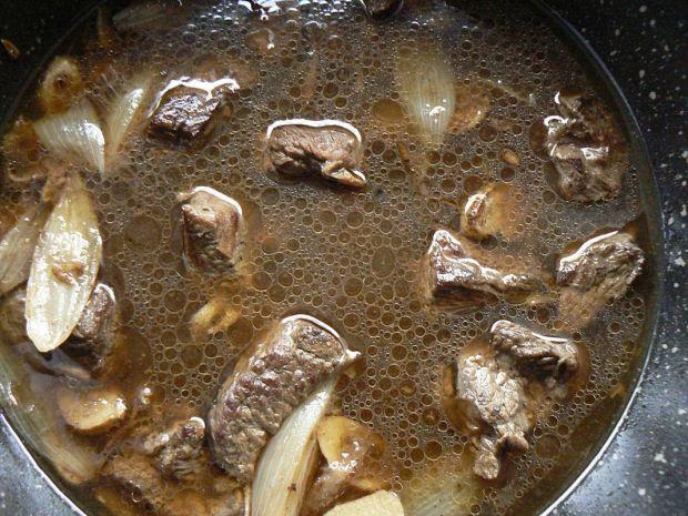 Zupa z wołowiną Goka