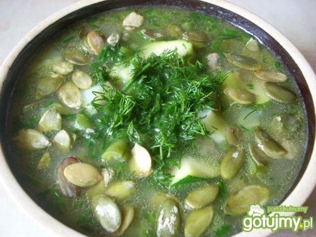 Zupa - zielono mi!