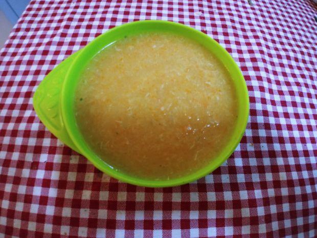 Zupka dla niemowlaka - jarzynowa ze schabem