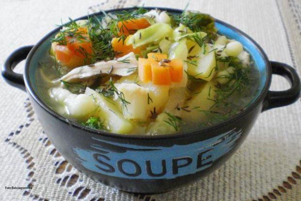 Zupka ,,kap-kar-kal ,, :