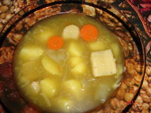 Zupka tania i dobra, na diete i dzieci
