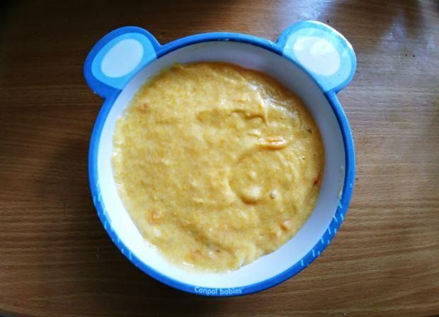 Zupka warzywno - mięsna dla niemowlaka