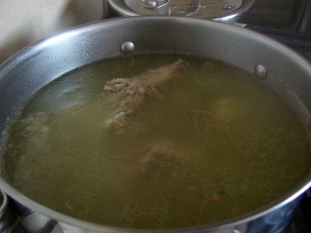 Zupka z burakami