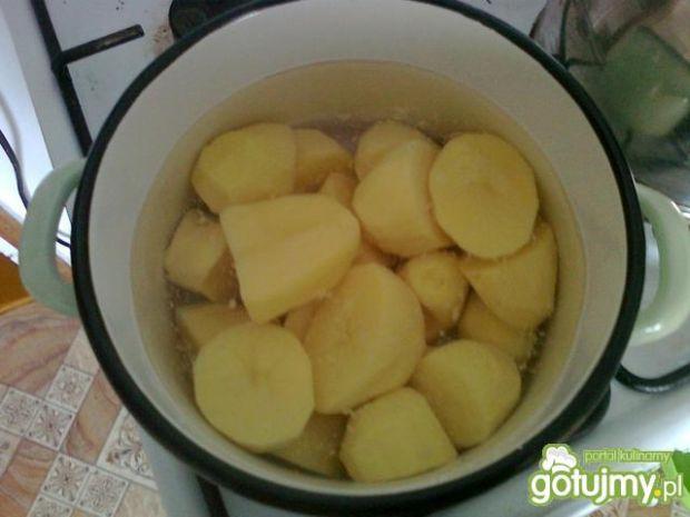 Żurek wiejski z ziemniakami