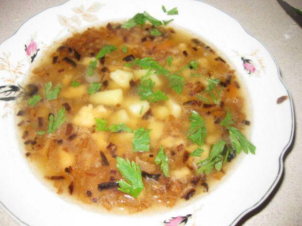 Żurkowa kartoflanka