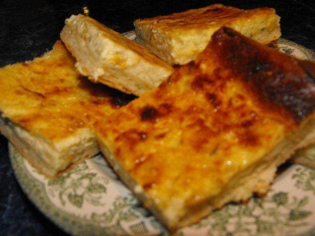 Zwiebelkuchen--Ciasto cebulowe...)))