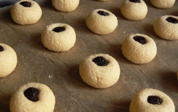 Bezglutenowe ciasteczka z kleiku ryżowego