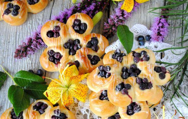 Borówkowe kwiatuszki