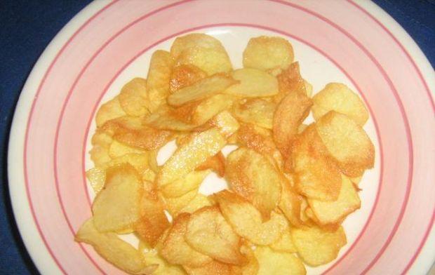 Chipsy domowej roboty