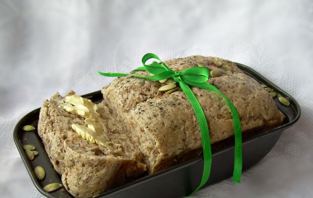 Chleb Justyny Steczkowskiej (z kaszą gryczaną)