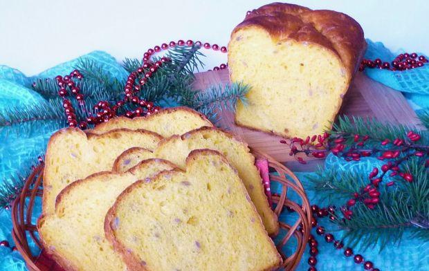 Chleb z dynią i ziarnami słonecznika