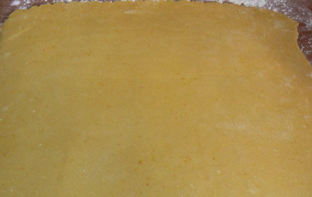 Ciasteczka budyniowe dwukolorowe