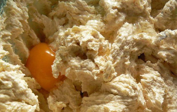 Ciasteczka owsiane z orzechami i żurawiną