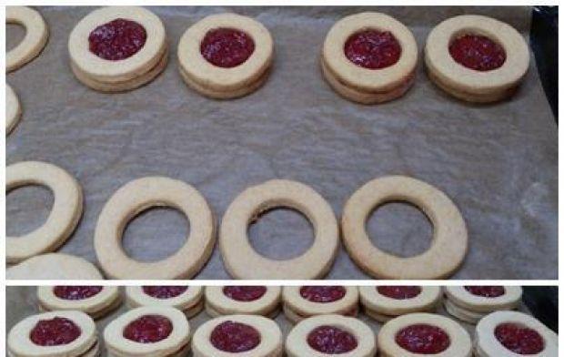 Ciasteczka pawie oczka