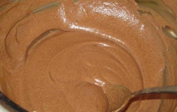 Ciasto czekoladowe z masą toffi
