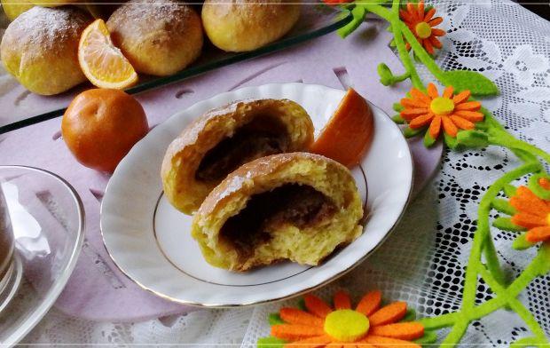 Dietetyczne pączki z daktylami z piekarnika