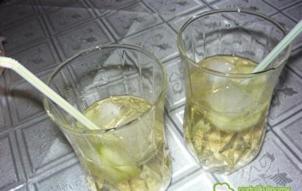 Drink z ogórkiem