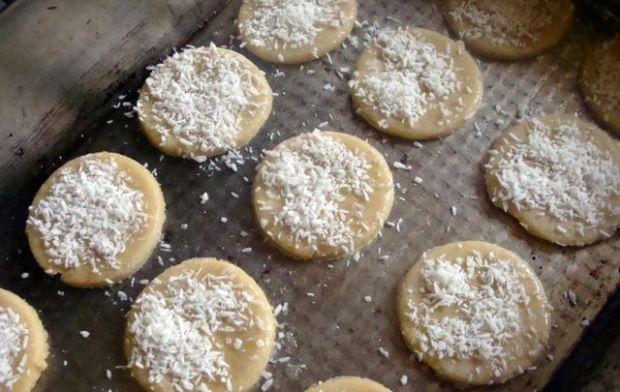 Drożdżowe ciasteczka wg iziona