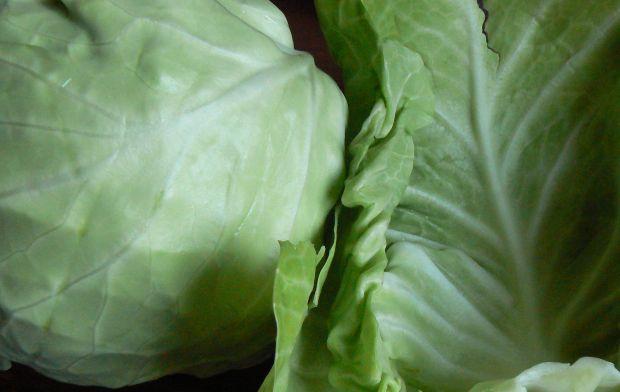 Duszone młode warzywa z szynką wieprzową