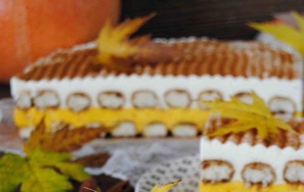 Dyniowe tiramisu