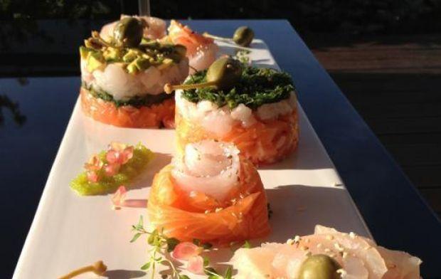 Ekskluzywny tatar na romantyczną kolację