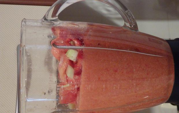 Gazpacho czyli chłodnik z pomidorów